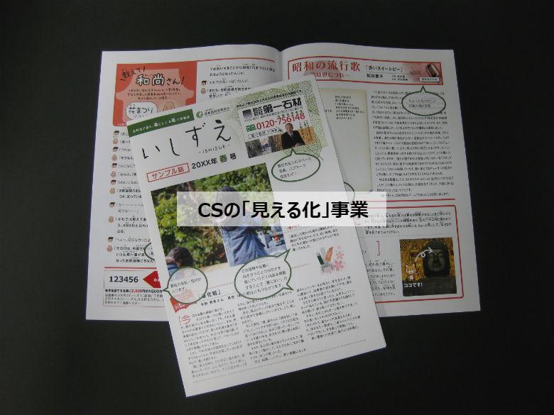 CSの「見える化」事業